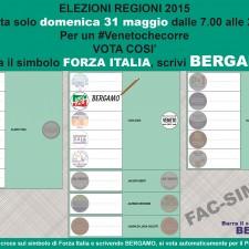 Vol Bergamo