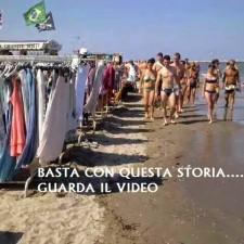 abusivi spiaggia